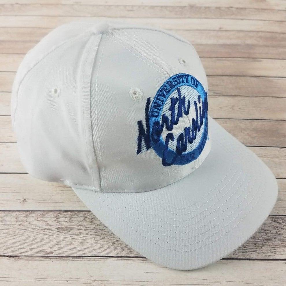 New VTG 1990s North Carolina Script Hat