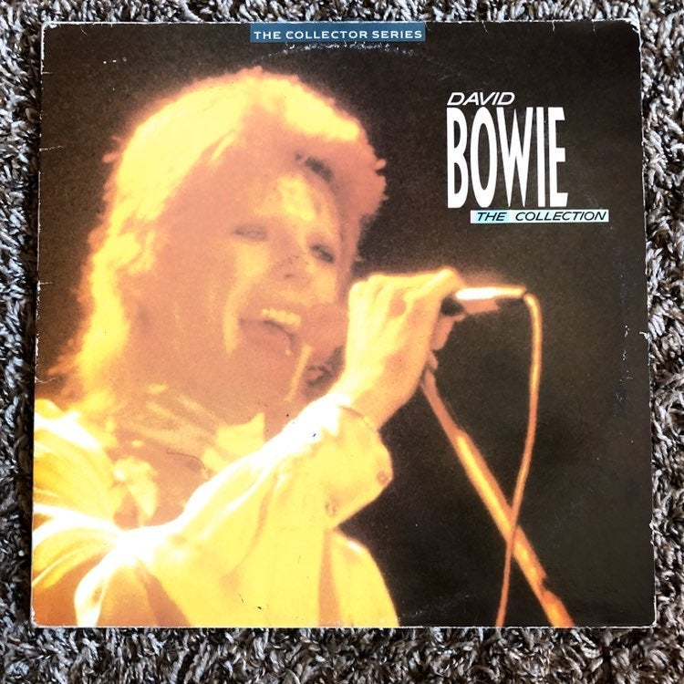 David Bowie The Collection Vinyl Record