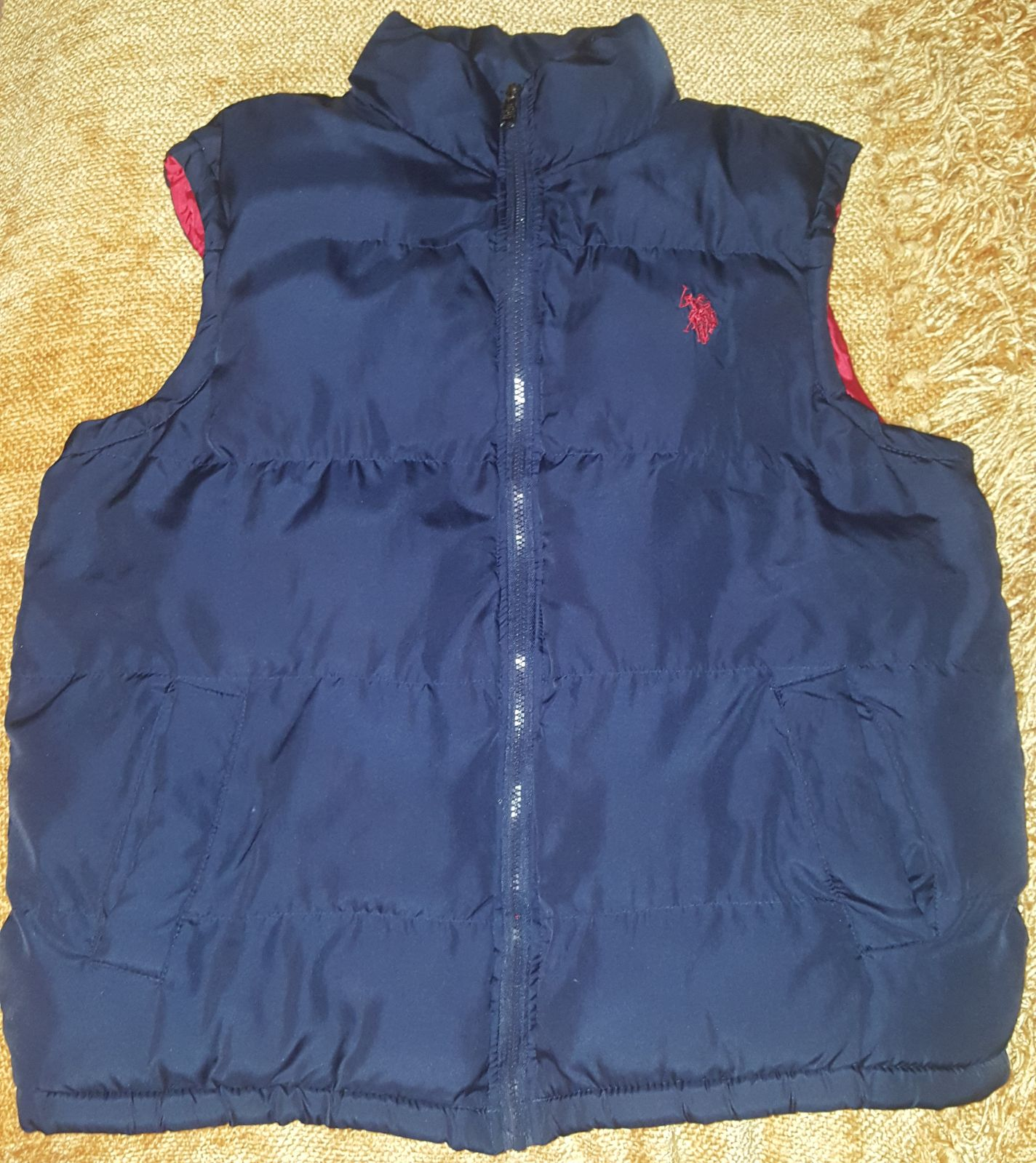 U.S. Polo Assn. Puffy Vest