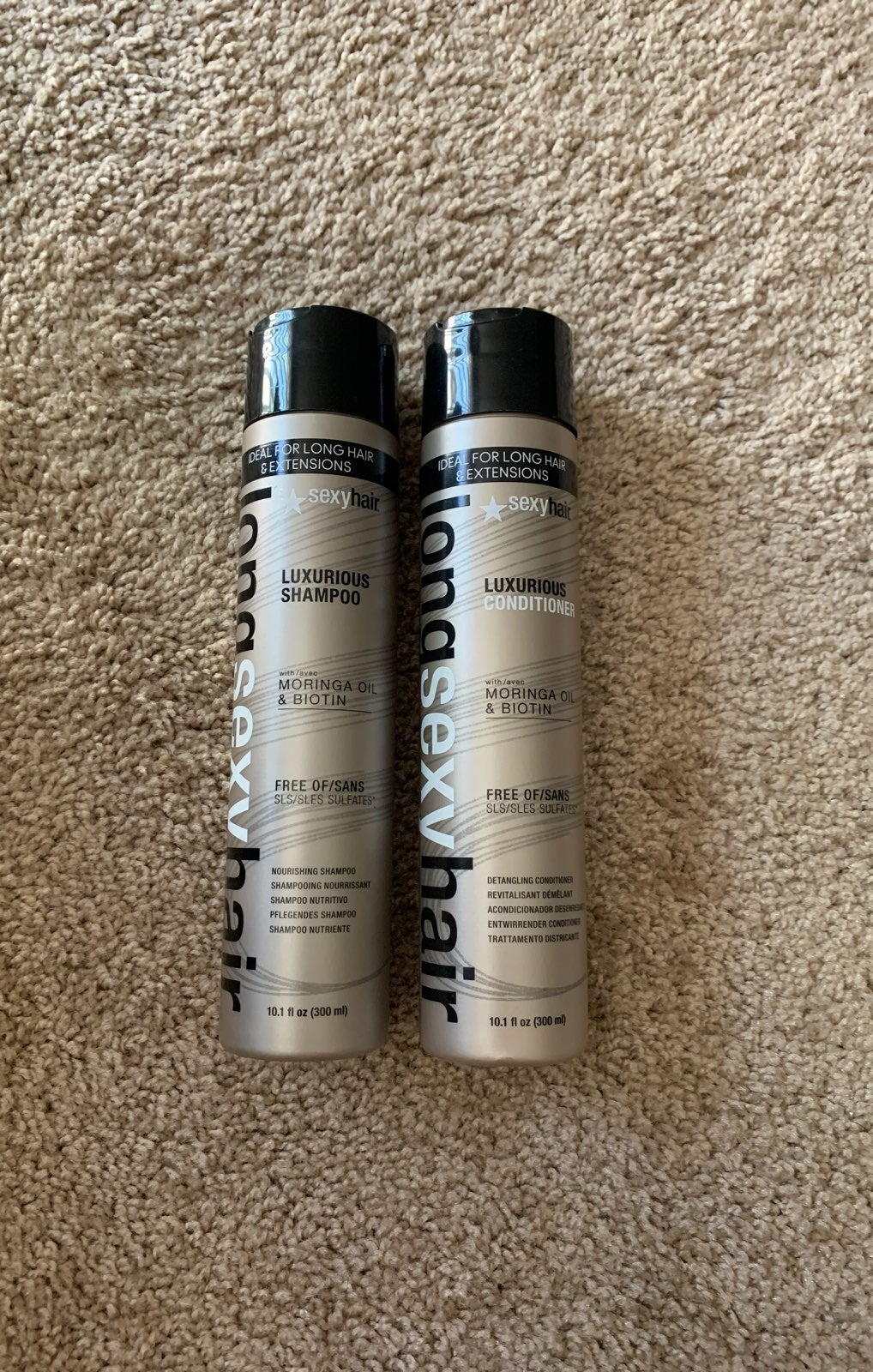 Long Sexy Hair Shampoo and Conditioner