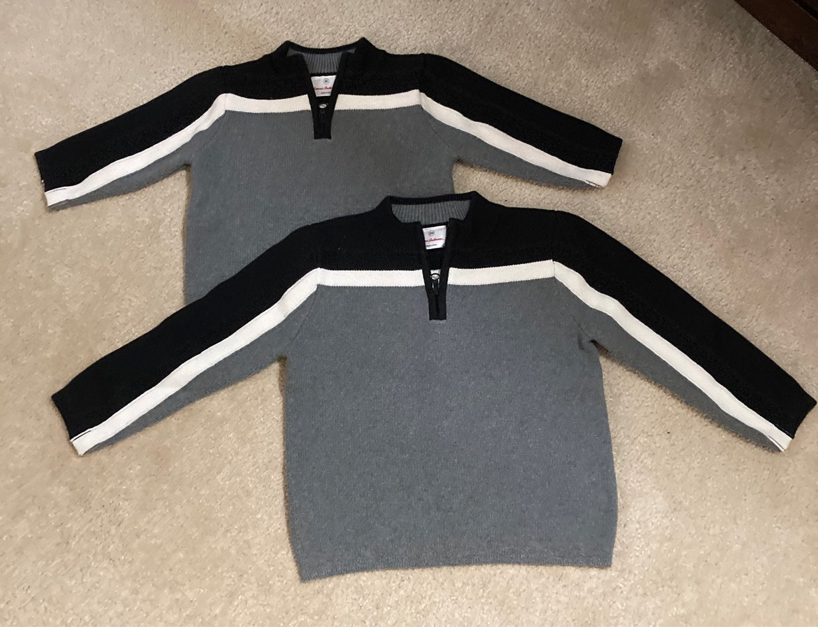 Lot of two Hanna Andersson sweaters