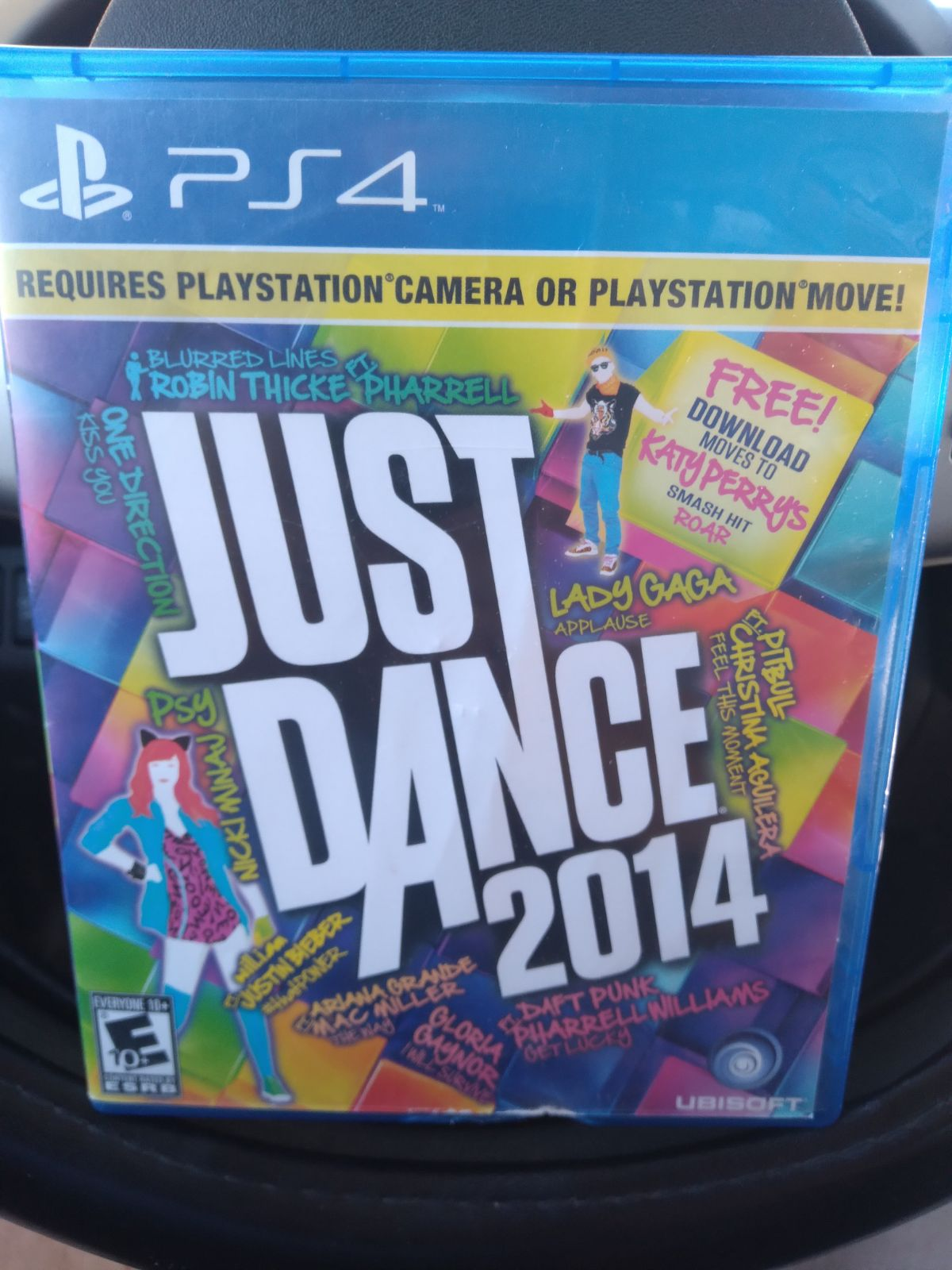 Just Dance 2014 on Playstation 4