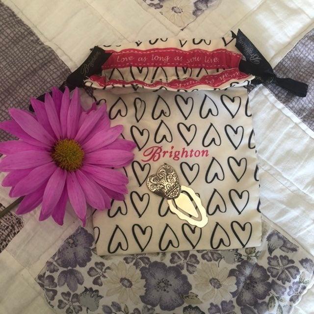 Brighton heart bookmark