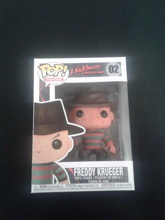 Funko pop Freddy Kruger