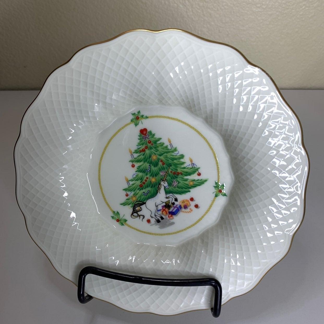 Mikasa Ivory China Christmas Spirit