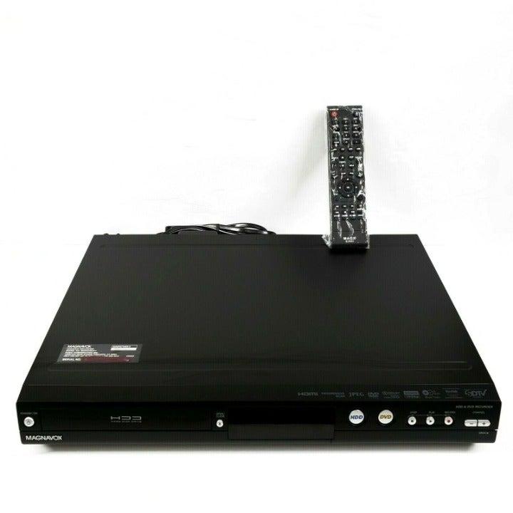 Magnavox MDR533H/F7 HDMI DVD Recorder