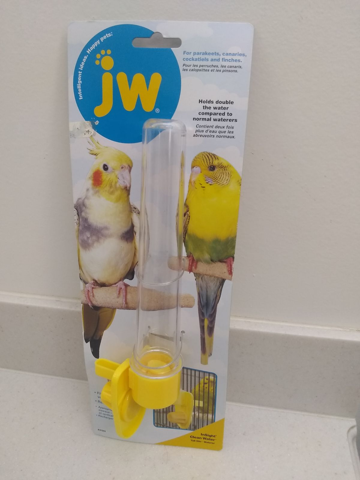 JW Silo Waterer Insight Clean Water Larg