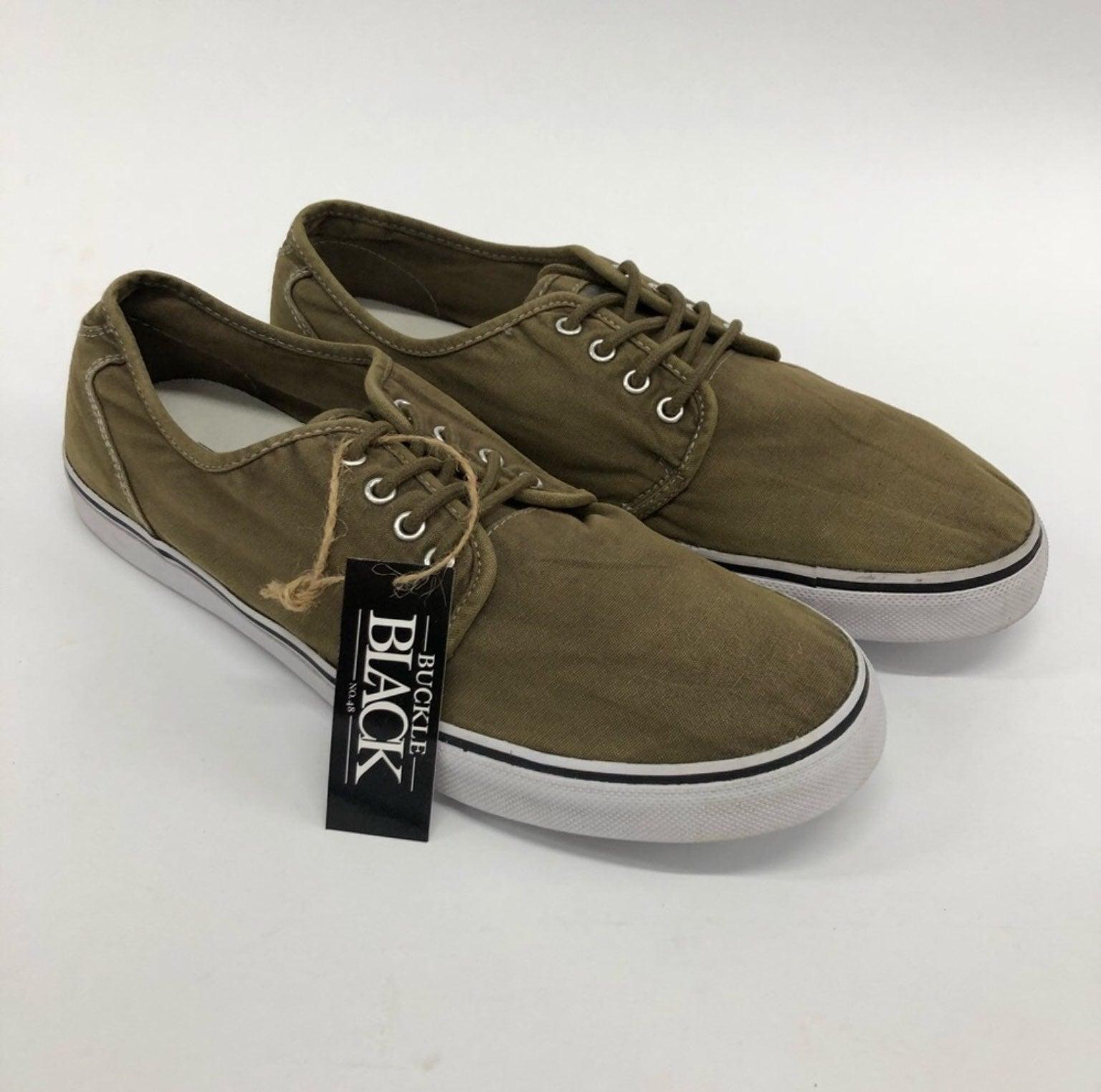 Buckle Mens Sneakers 12