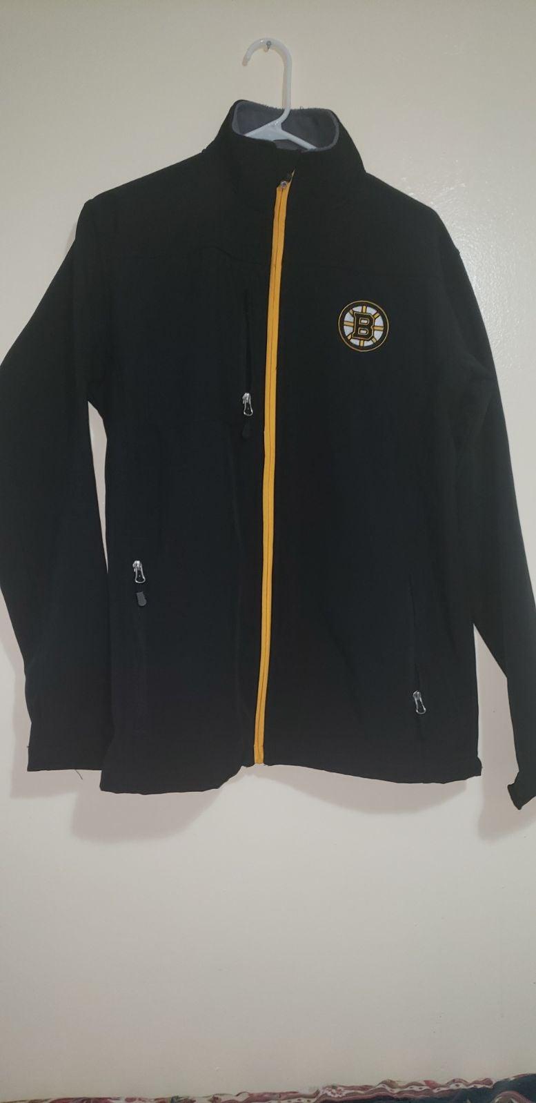 jackets for men bruins size M