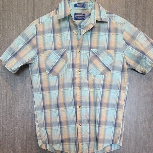 Pendleton Mens Short Sleeve shirt