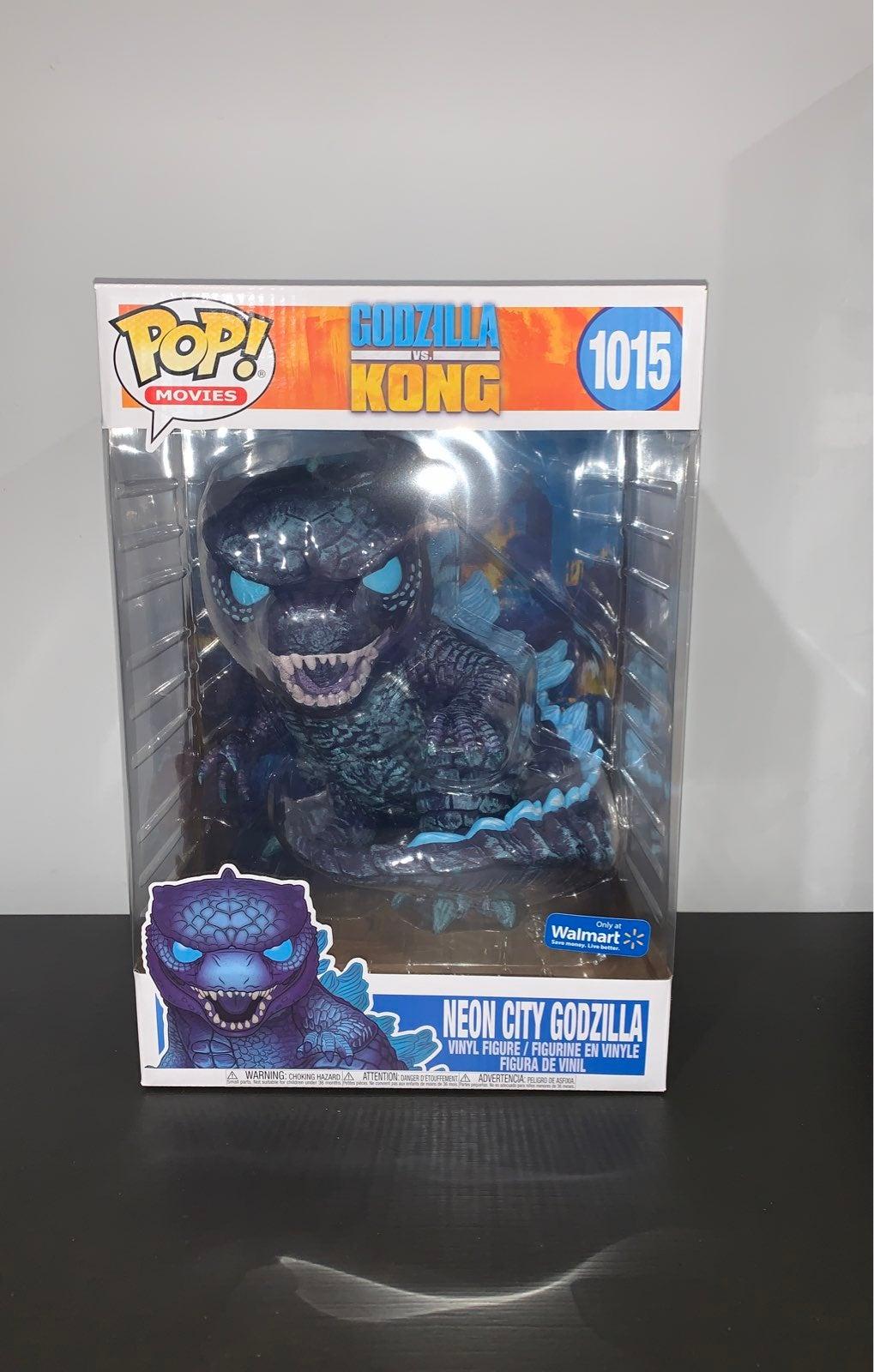 Funko Pop! movies 1015 Godzilla 10 inch