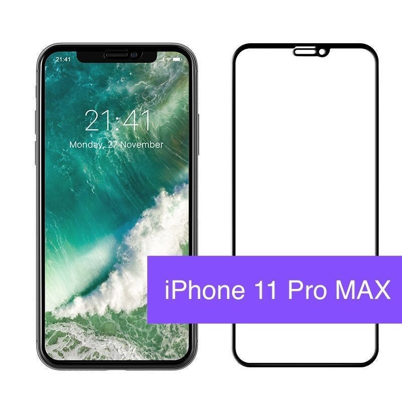 iPhone 11 Pro Tempered Screen Protec