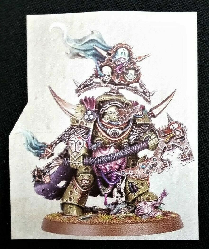 Warhammer 40k Lord of Contagion NOS