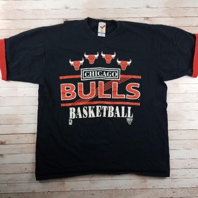 VTG 80s/90s Chicago Bulls Artex T-Shirt