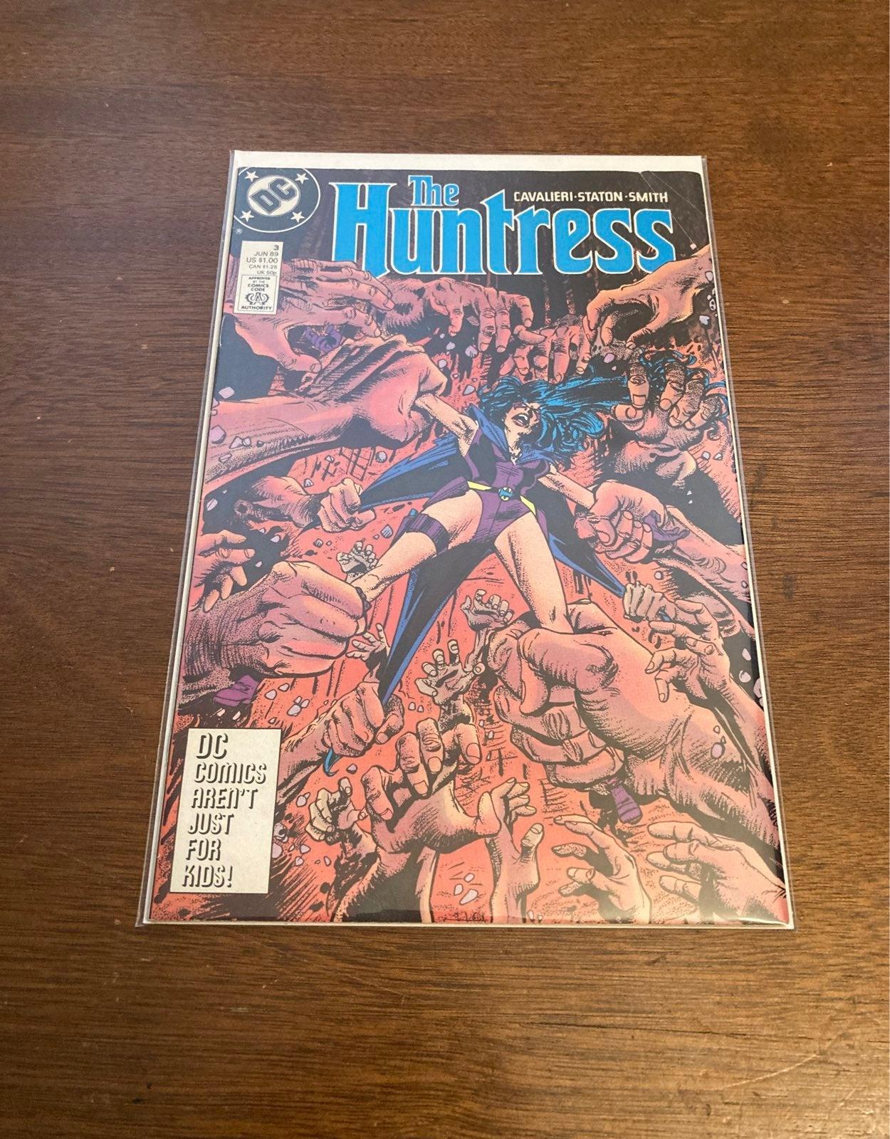 DC Comics The Huntress #3
