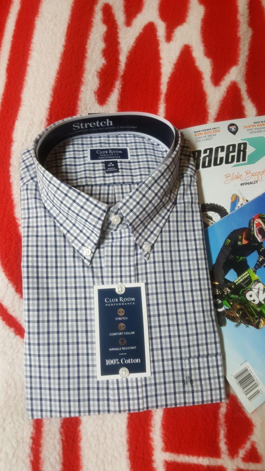 Clubroom Dress Shirt