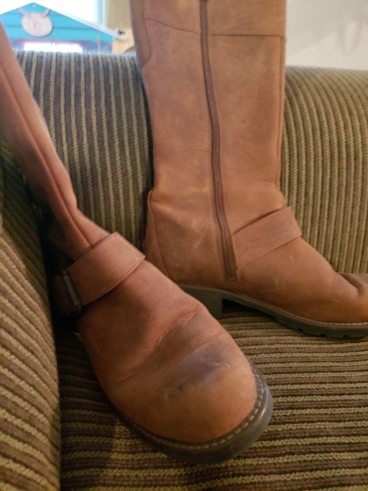 BootsBorn tall