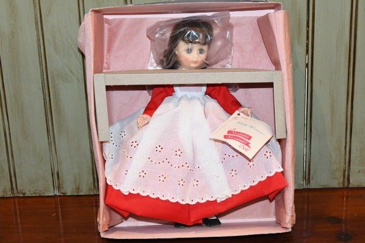 """Little Women Jo Doll 12"""" New in Box"""