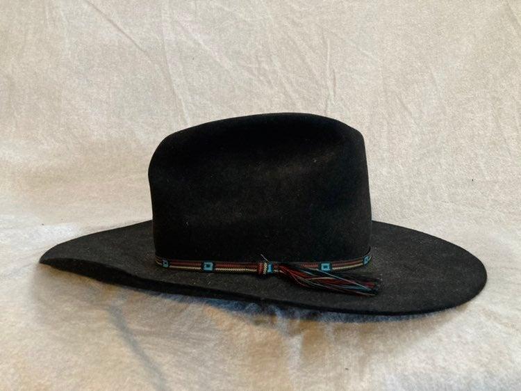 Special Edition Black Resistol Cowboy Ha