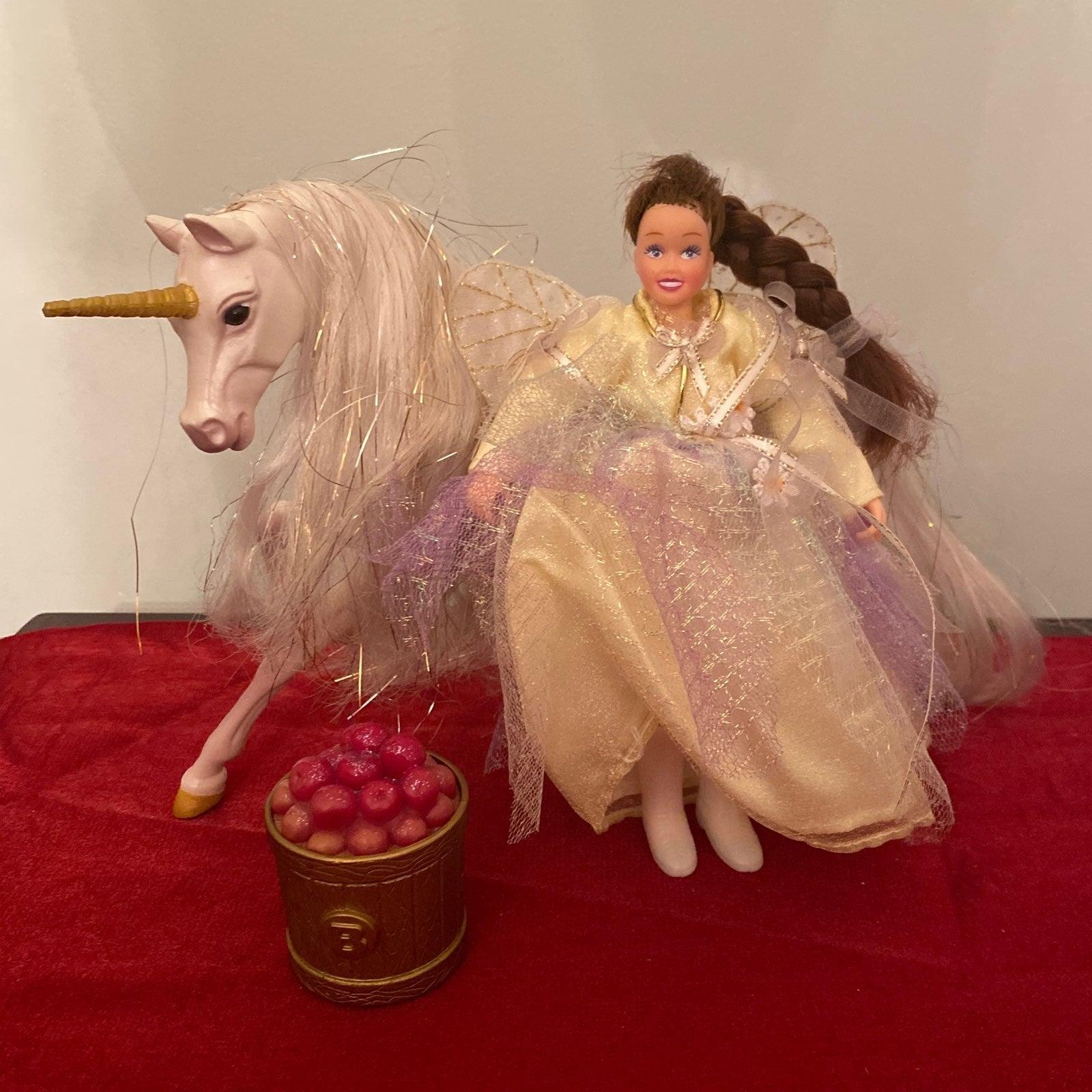 Breyer Classics Unicorn & Fairy Doll