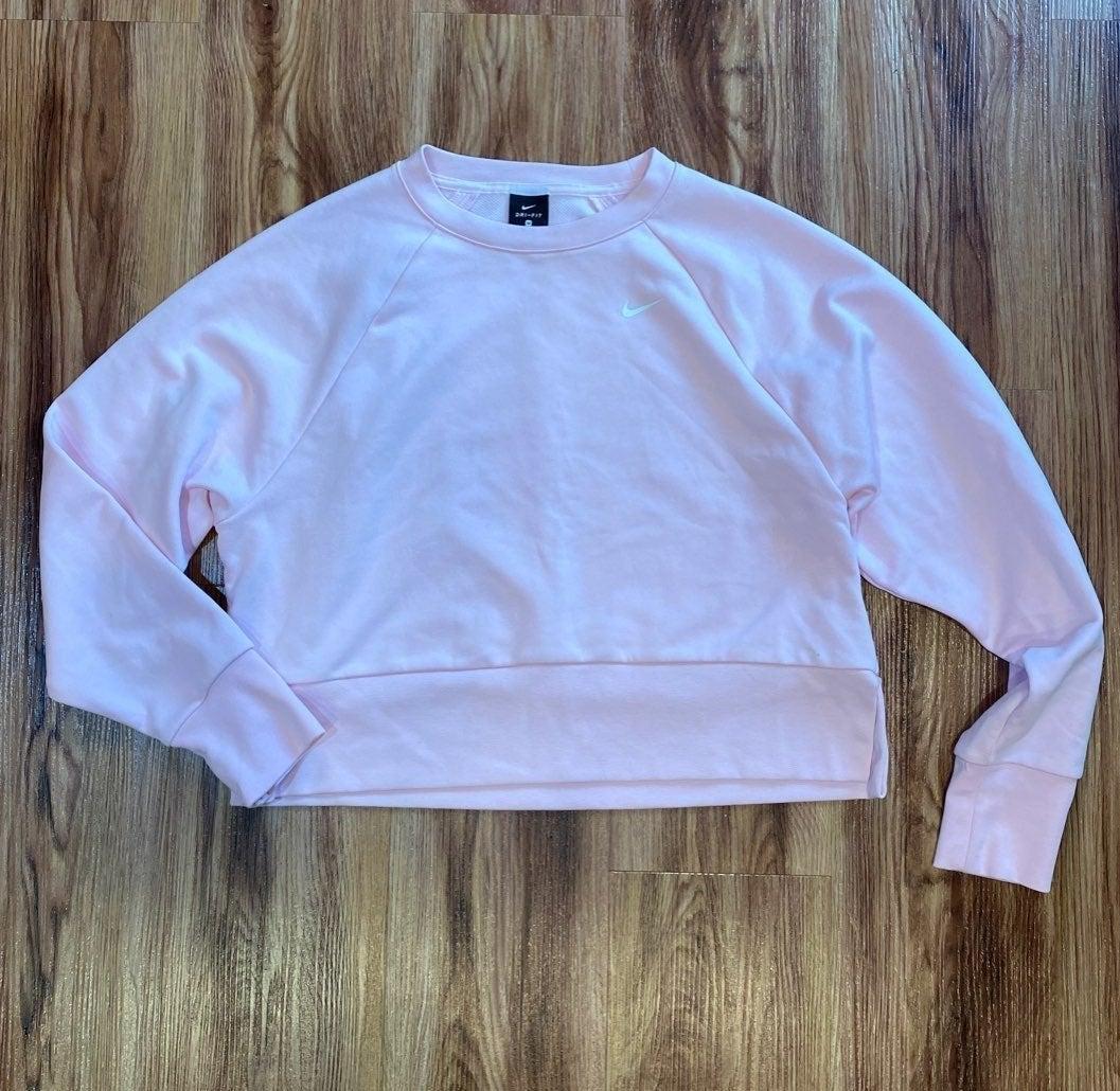 Nile Drifit Crop Sweatshirt