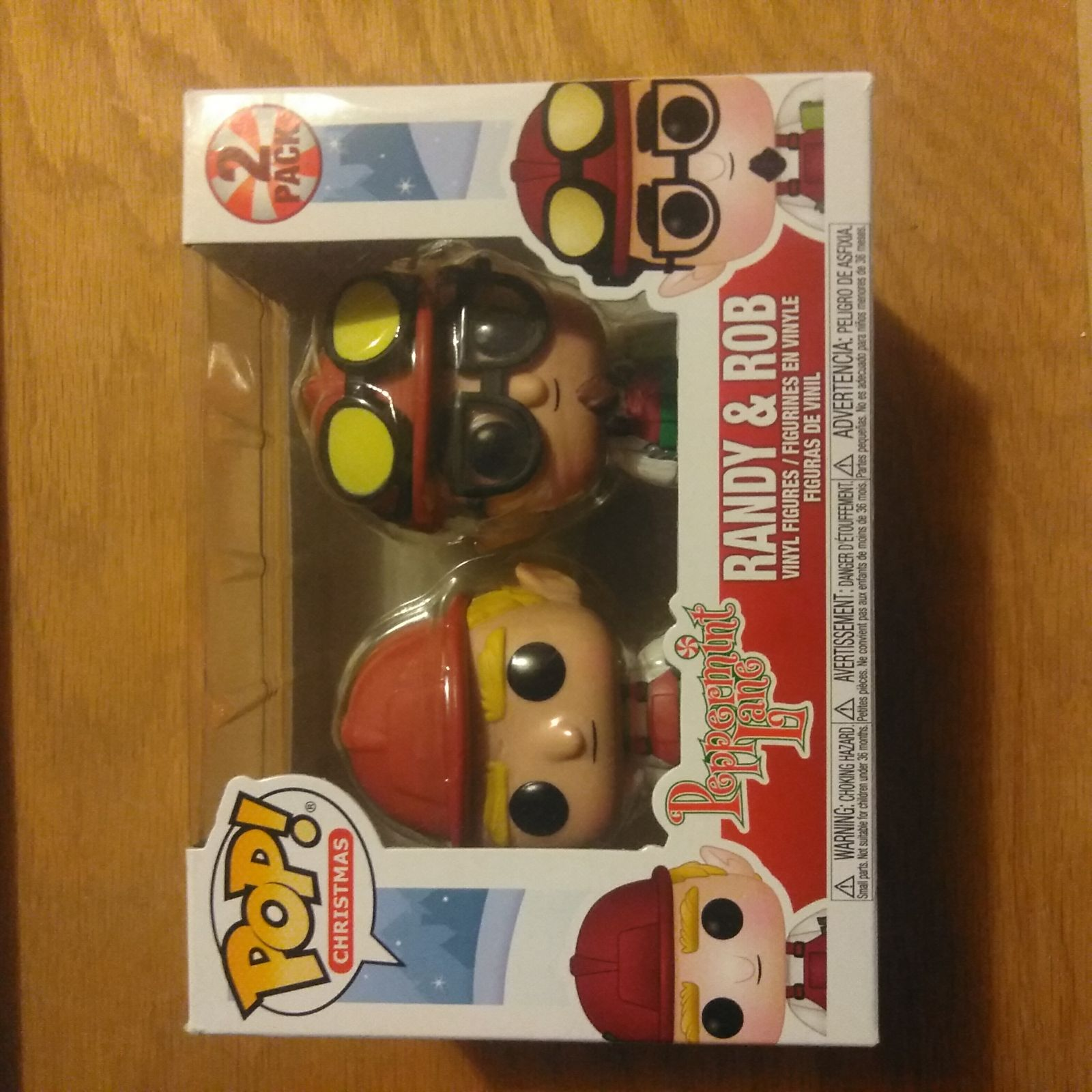 Funko Pop Randy & Rob