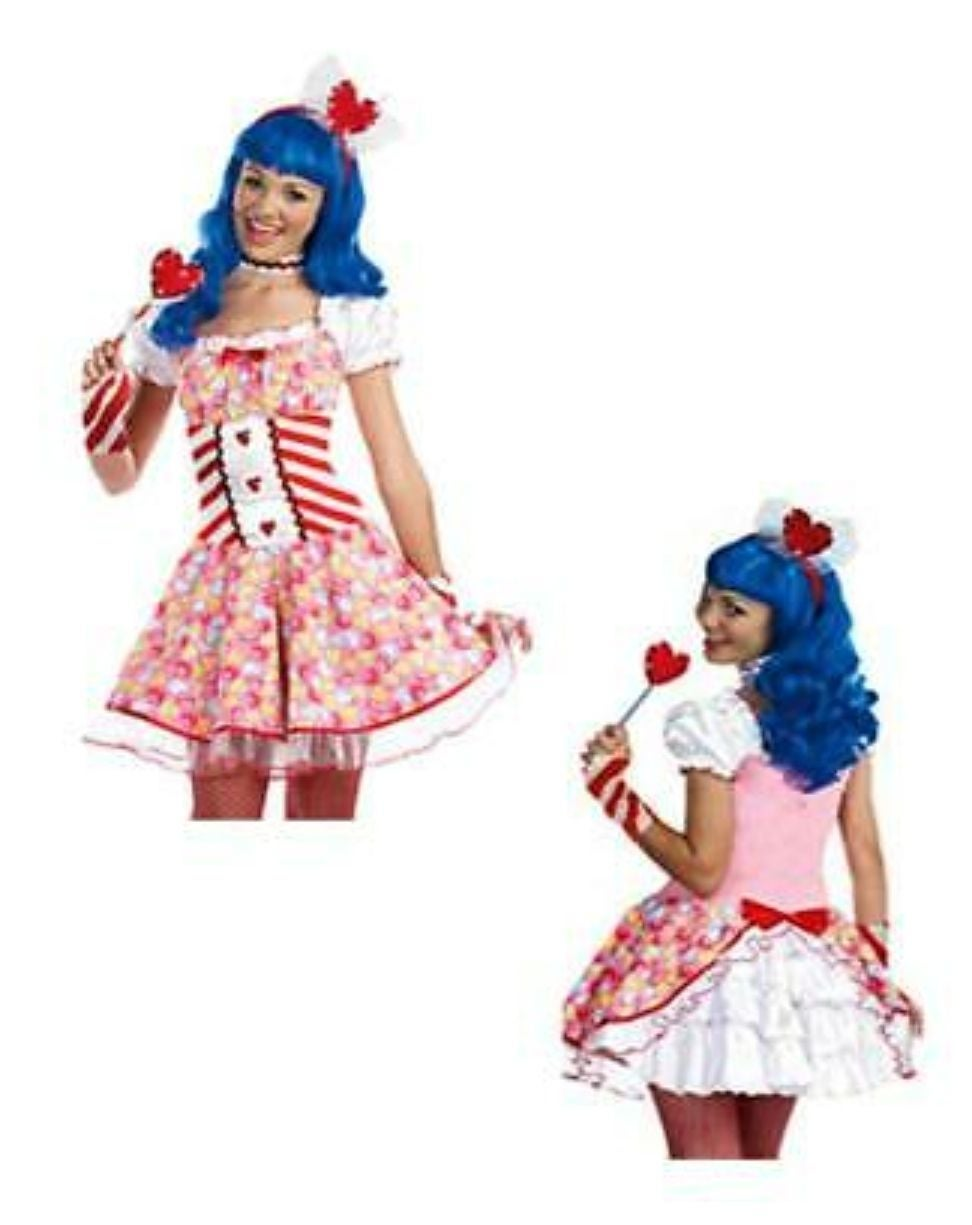 Dream girl lollipop sensation costume