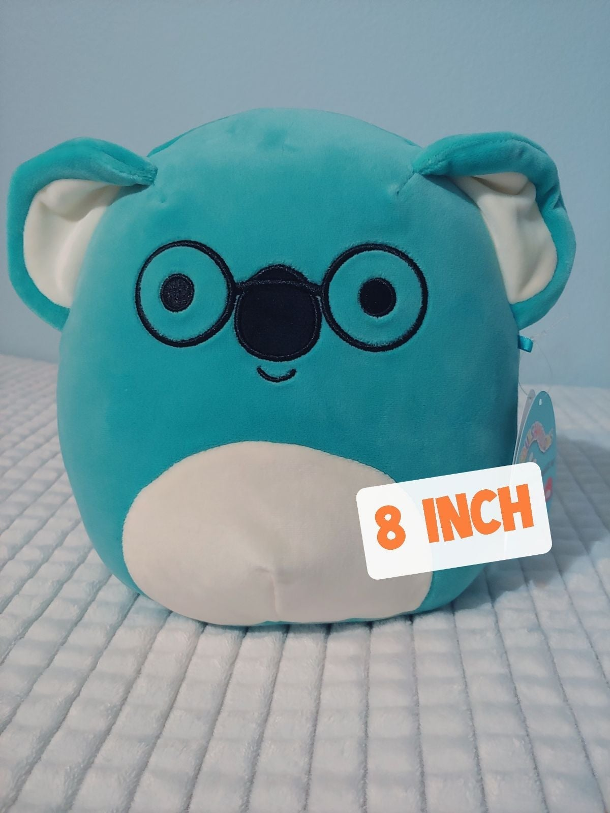 Kevin the Teal Koala 8 inch Squishmallow
