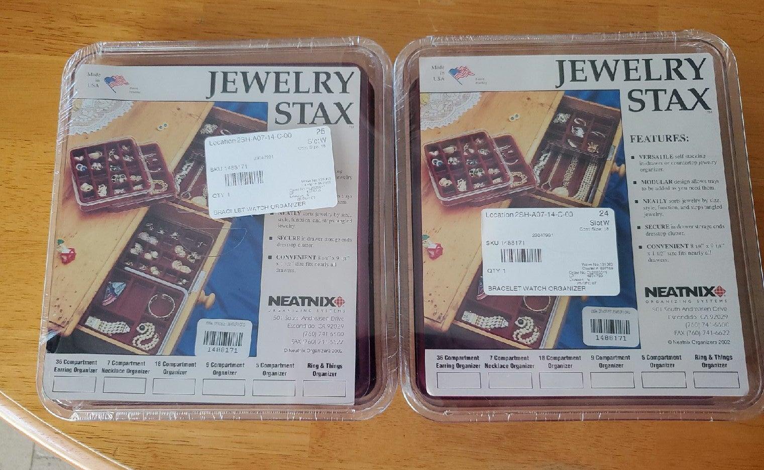 Jewelry Stax Organizer