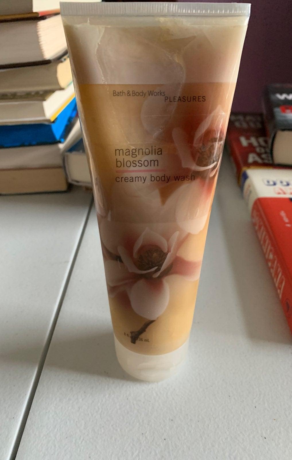 Bath and Body Works Magnolia Blossom