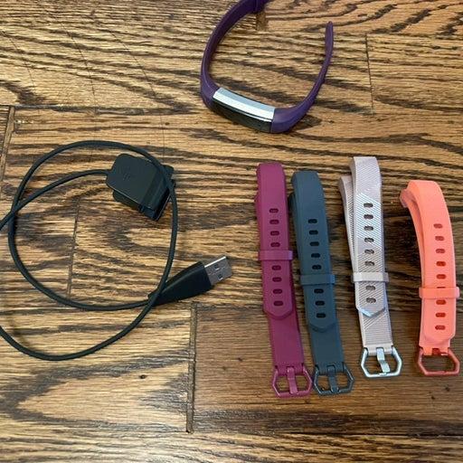 Fitbit Alta HR Activity Tracker w/ Bands