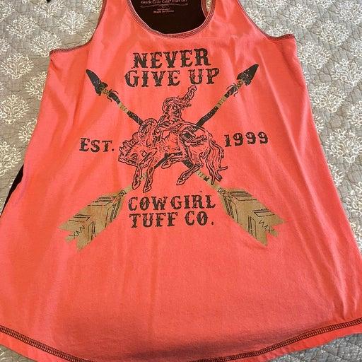 Cowgirl Tuff Co Tank Top