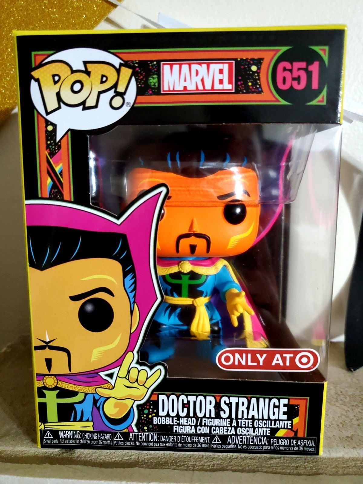 Funko Pop! Marvel Doctor Strange #651