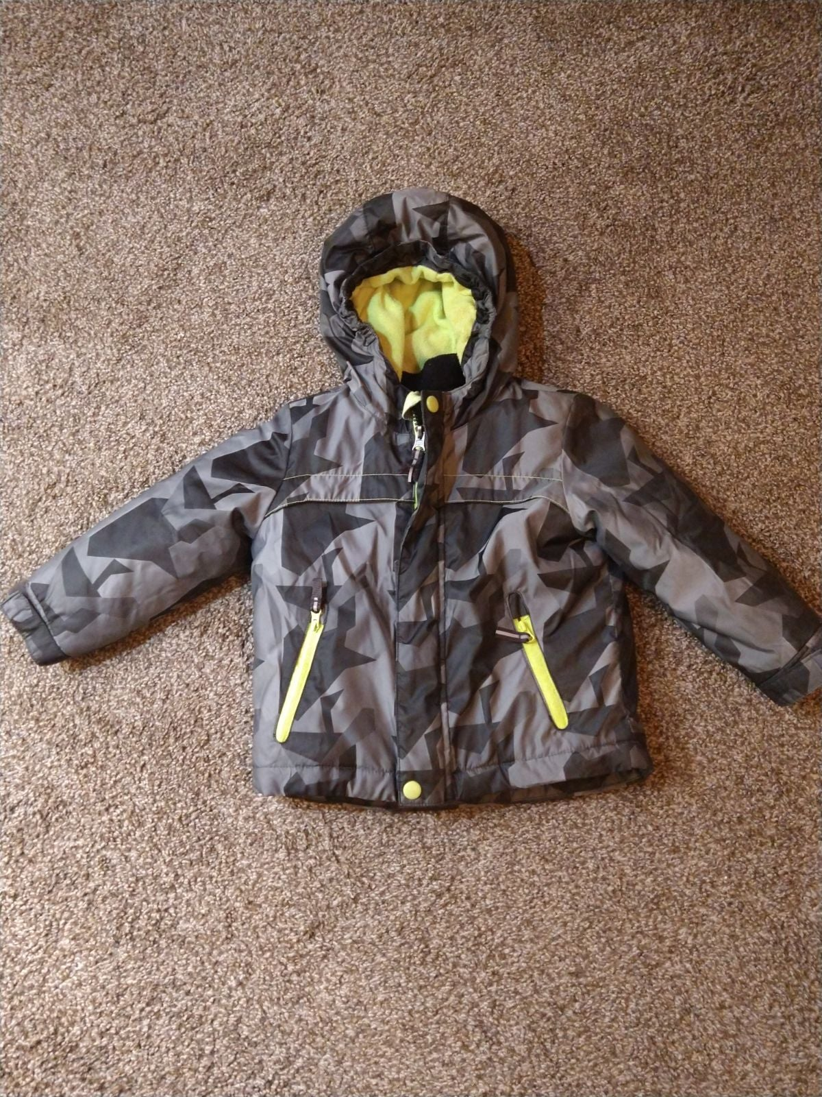 Jacket 2t