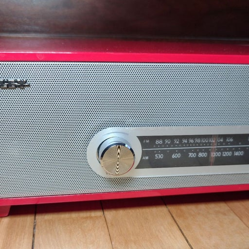 Crosley CR3022A-RE RANCHERO AM/FM RADIO