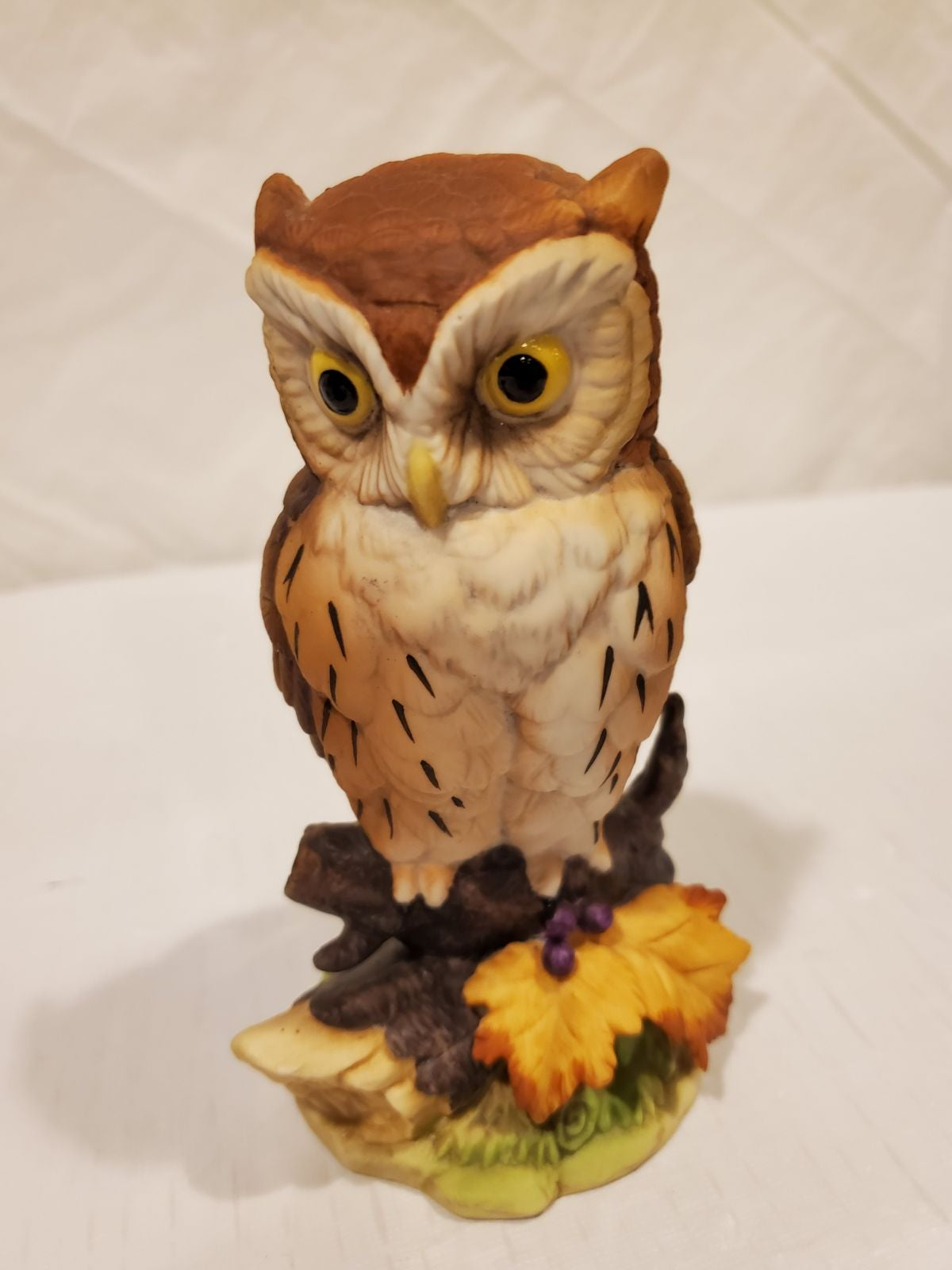 Great Horned Owl - Andrea by Sadek