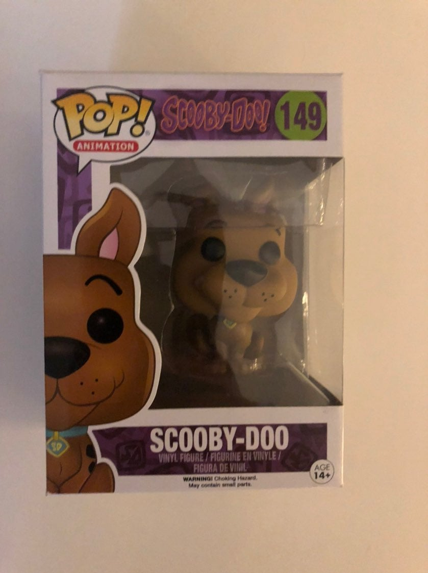 Scooby Doo Funko Pop