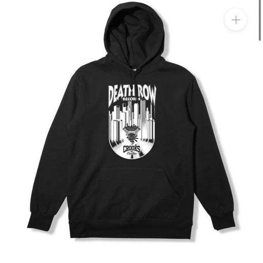 Death row records hoodie