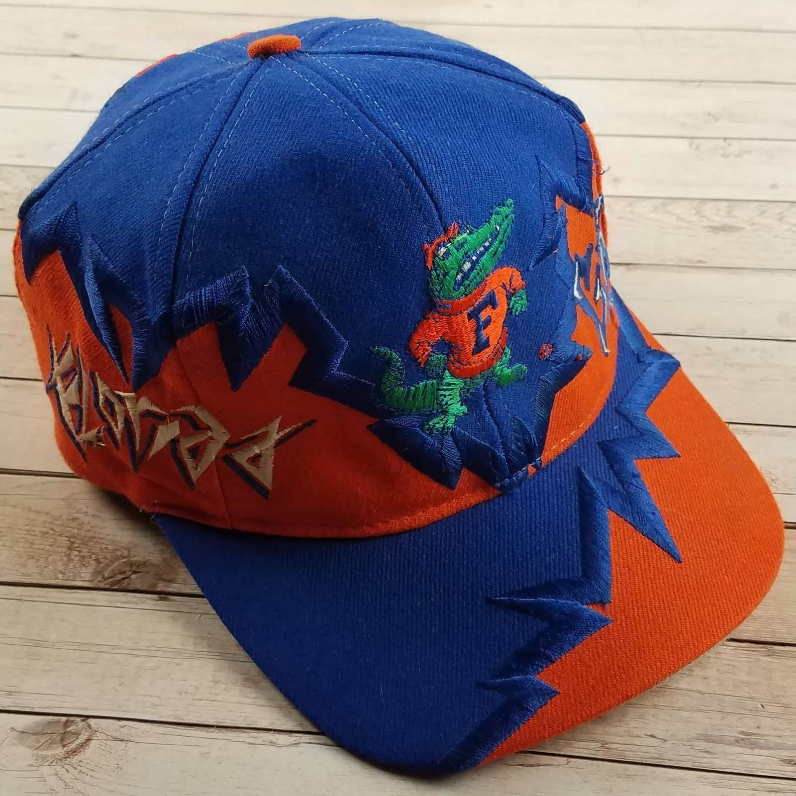 VTG 90s Florida Gator DP Jagged Edge Hat