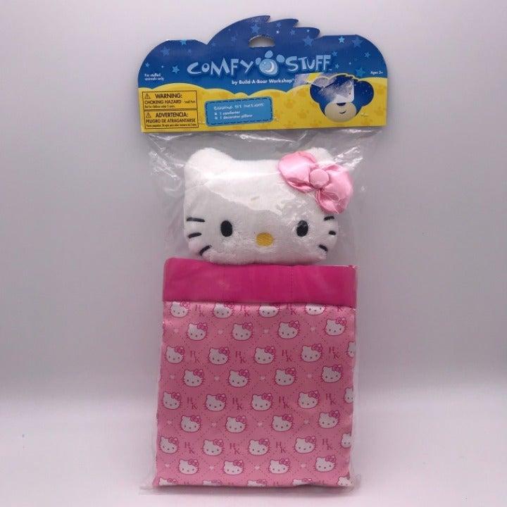 Build a Bear Hello Kitty Doll Bedding