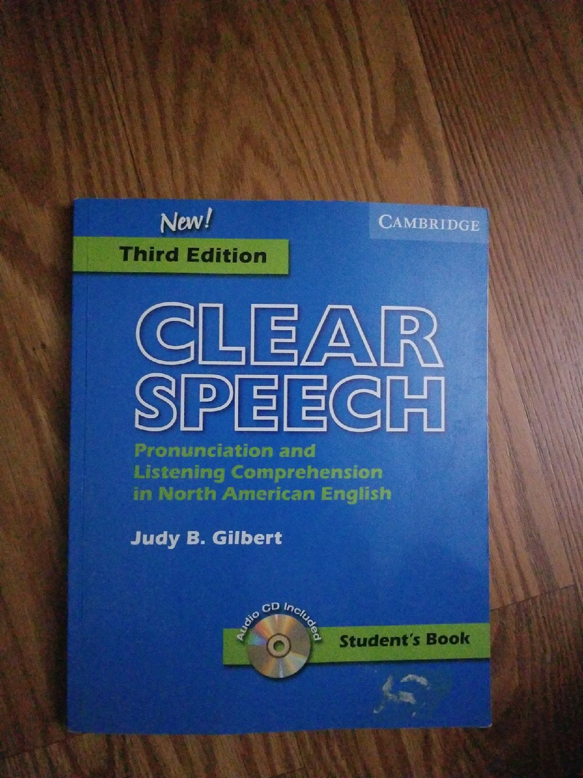 Clear Speech Third Edition English Langu