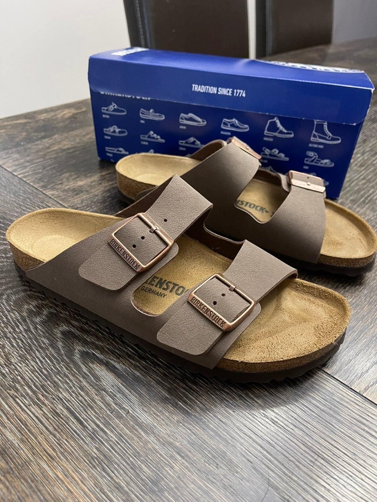 Birkenstock Arizona Sandals 41 Mocca