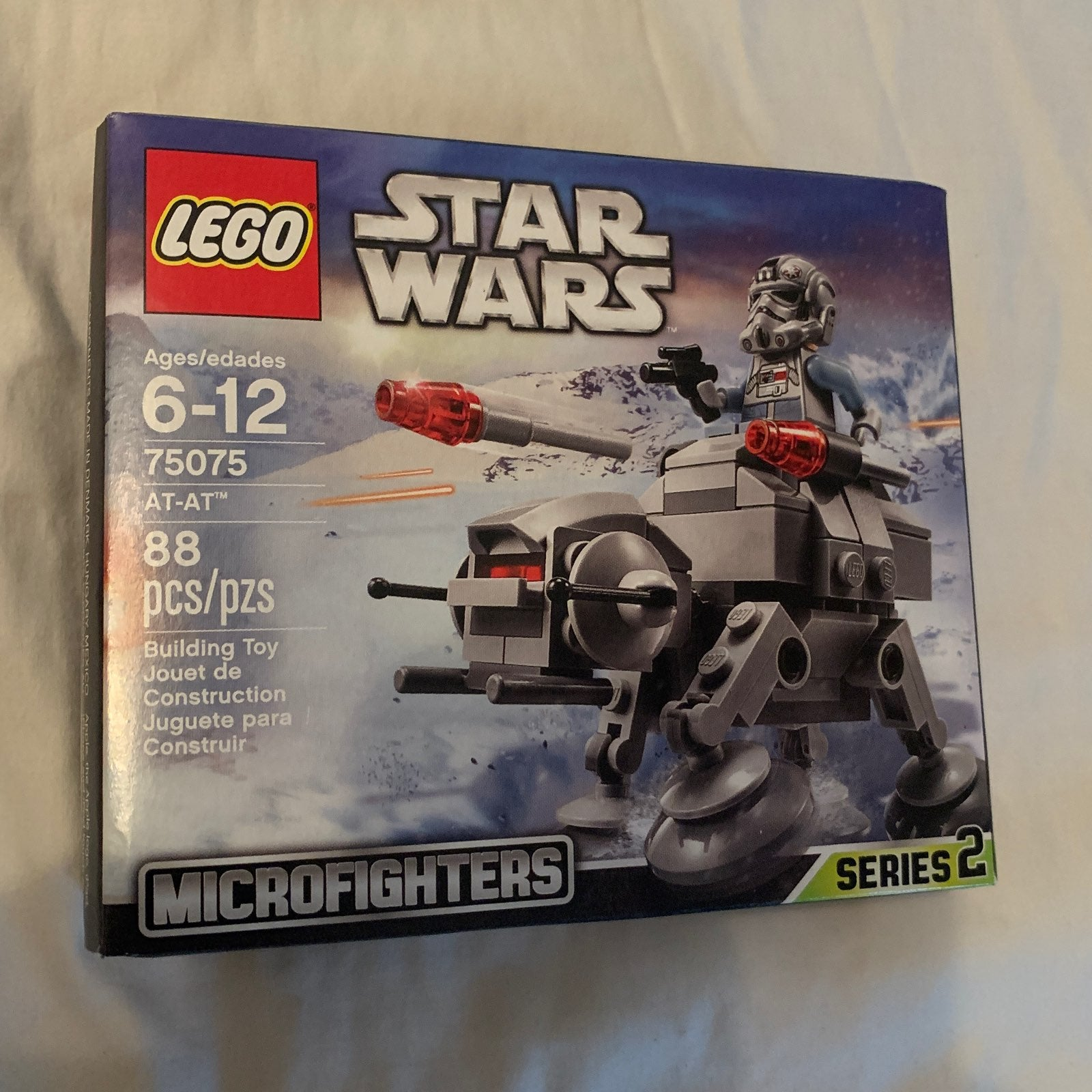 AT-AT Microfighter LEGO 75075