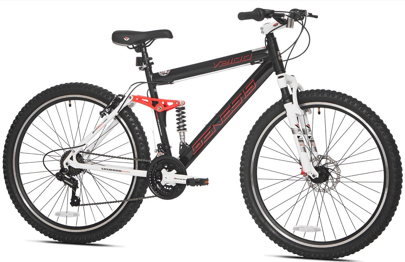 Genesis 27.5 Inch Men's Mountain Bike