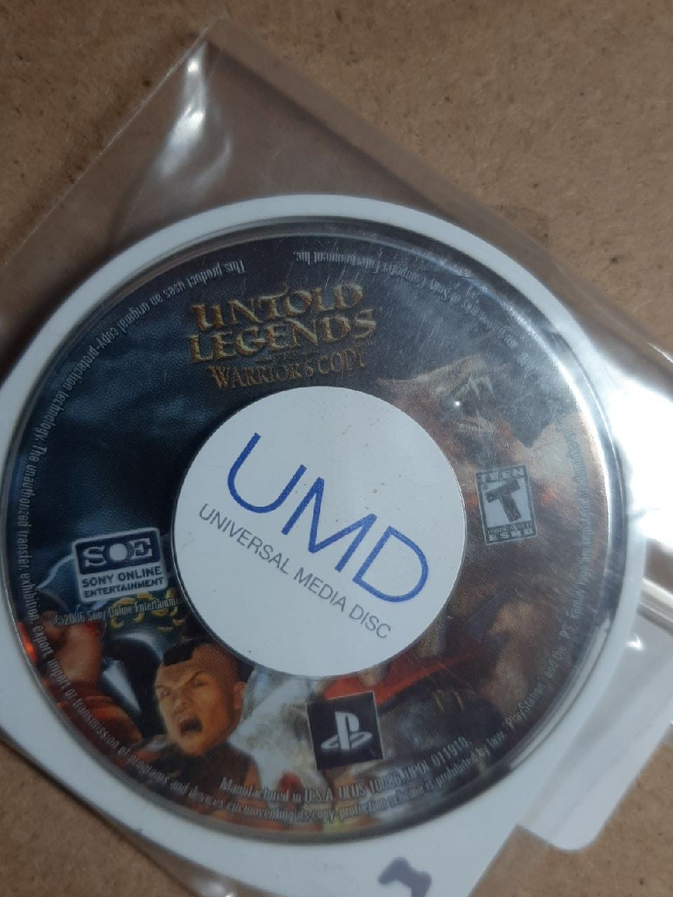 PSP game untold legends