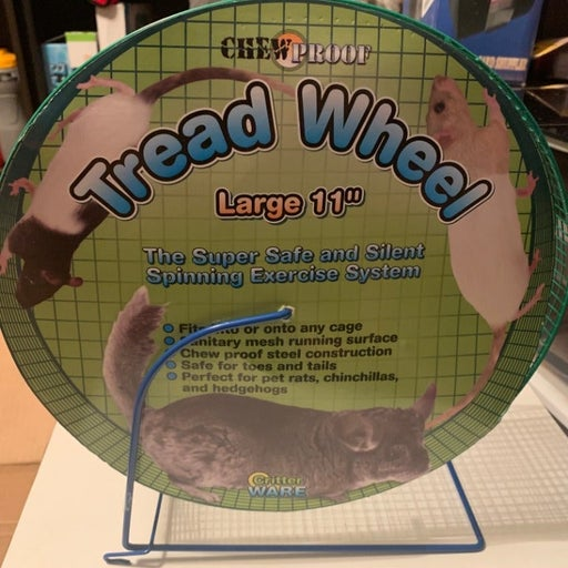 Ware Manufacturing Metal Small Pet Tread