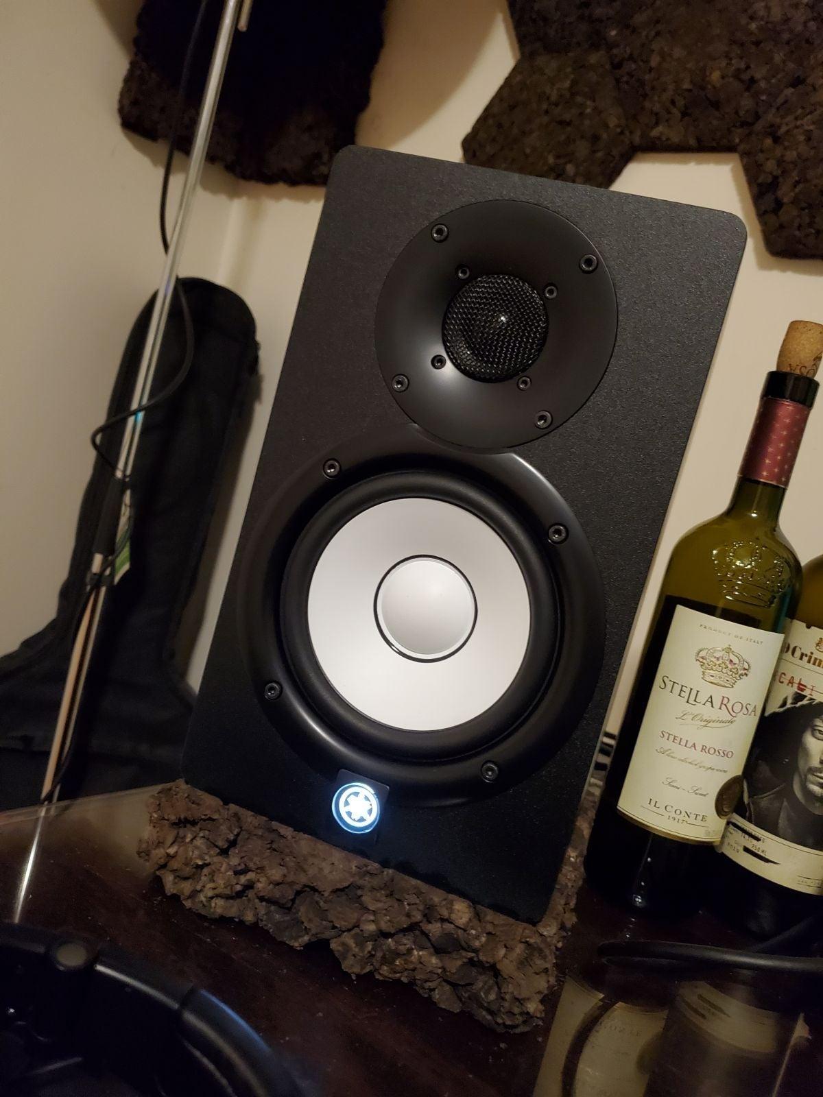Cork Isolation Pads for Studio Monitors