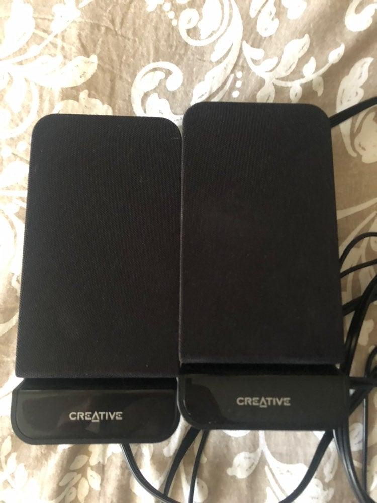 Creative A 60 computer speaker