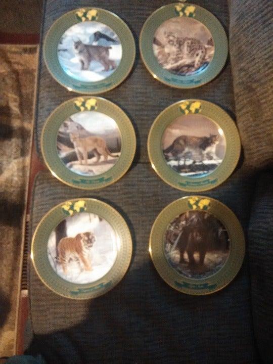 Bradford Exchange Collectors Plates