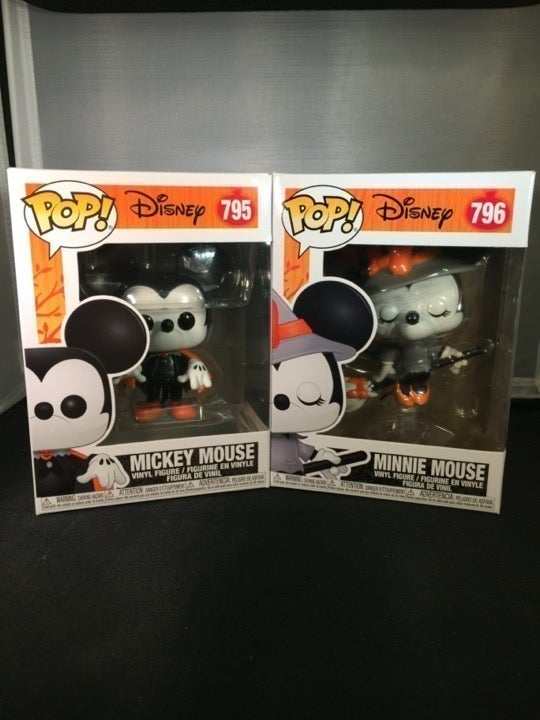 Funko Pop! Witchy Minnie Spooky Mickey